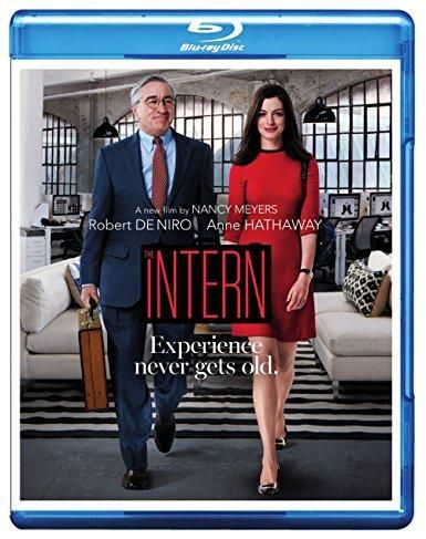 The Intern (Blu-ray + DVD + ULTRAVIOLET) Robert De Niro, Anne Hathaway, Anders Holm, Rene Russo, Andrew Rannells