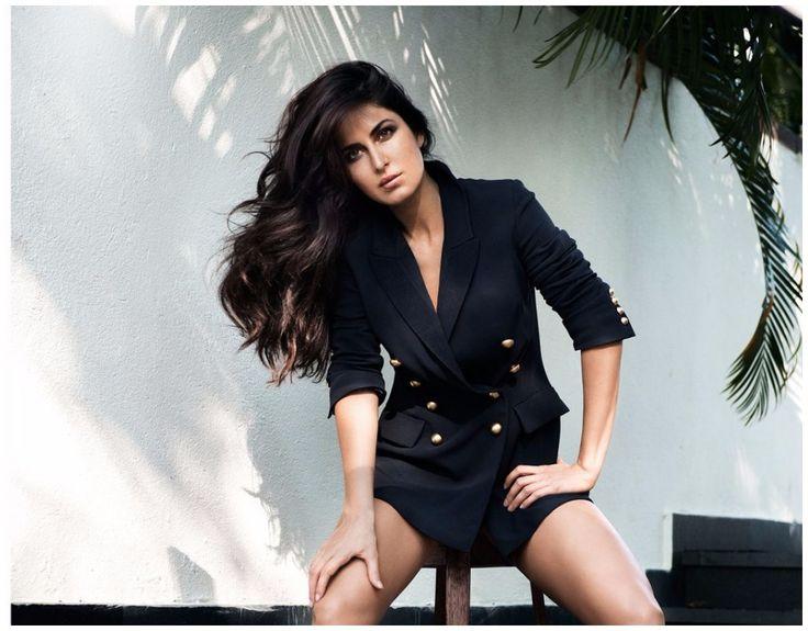 Katrina Kaif without bra hot photoshoot