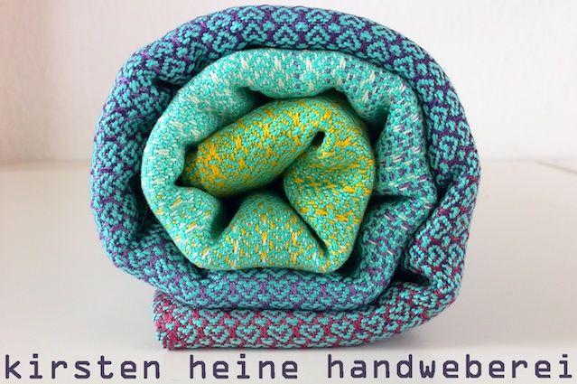 Handweberei Kirsten Heine - Produkte