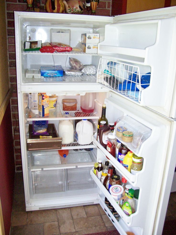 How to Clean a Smelly Refrigerator