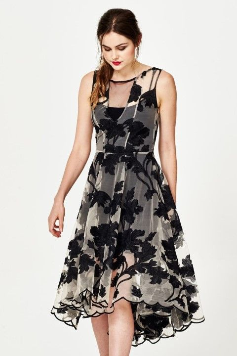 Black Tie to Turn Heads Trelise Cooper 'Dress Who's Back' dress http://trelisecooperwellington.co.nz/