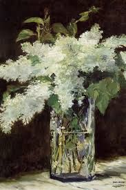 impressionist painting flowers in vase - Google Search