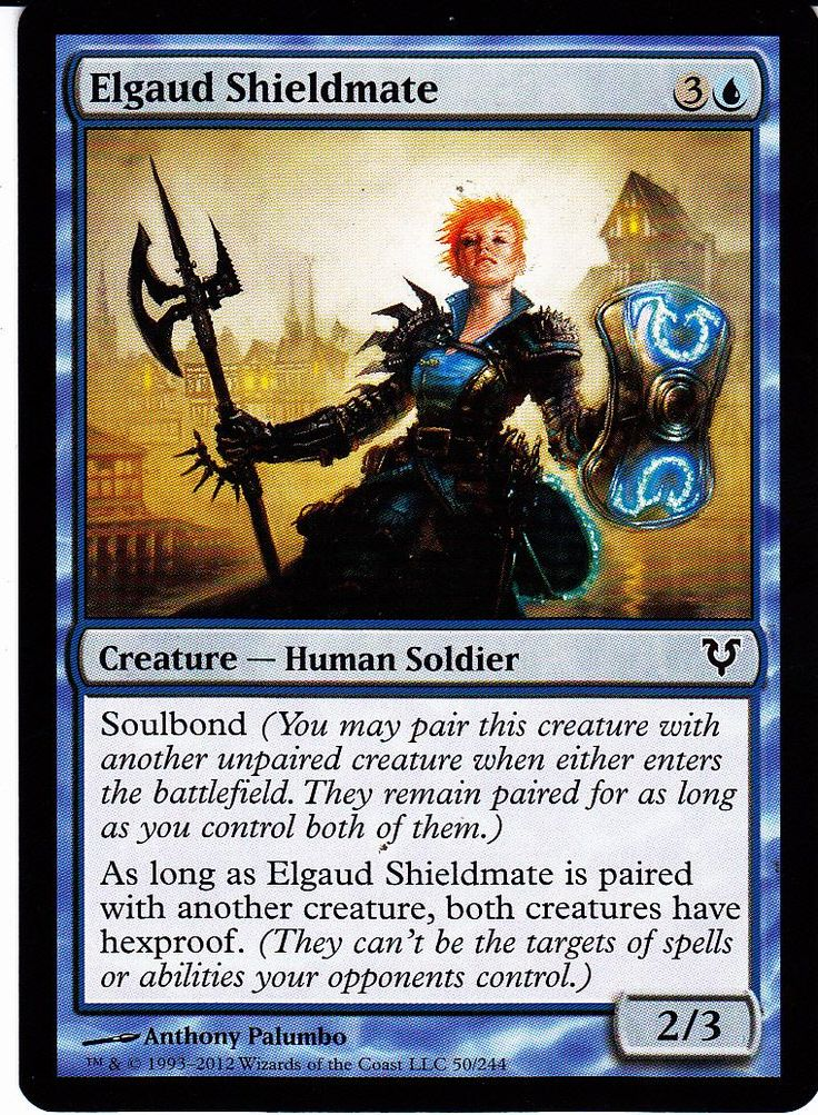 Magic the Gathering card design