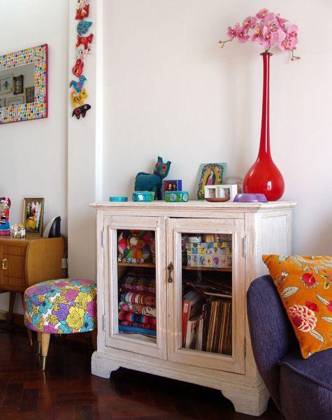 Mueble reciclado. Casa Chaucha