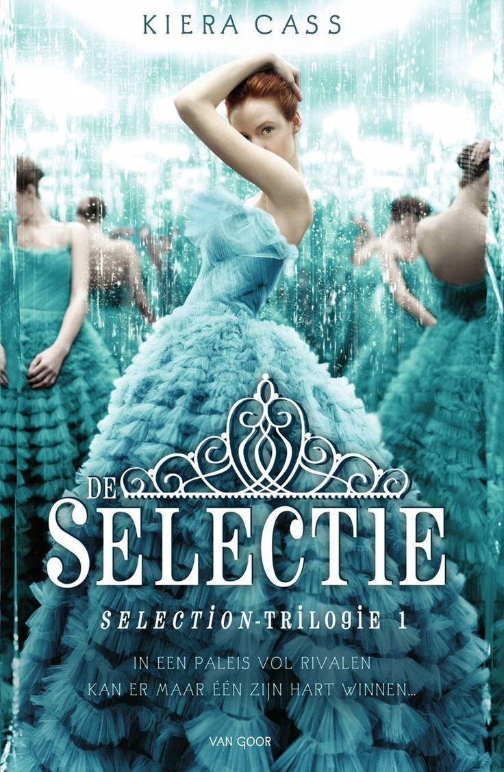 De selectie door Kiera Cass deel 1 V