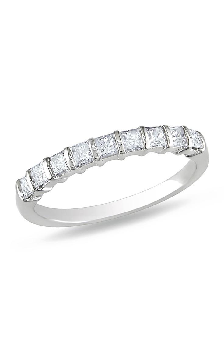 33 best Anniversary rings images on Pinterest | Diamond anniversary ...