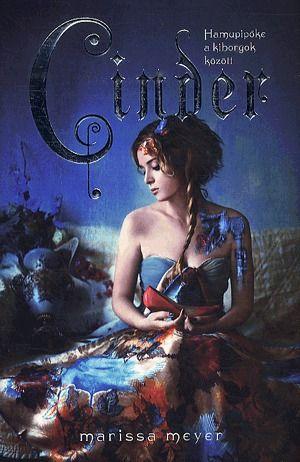 Cinder Hungarian Cover / Cinder Portada Húngara