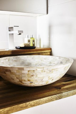 Pics Of Mother of Pearl Bathroom Sink from uniquesinks co uk