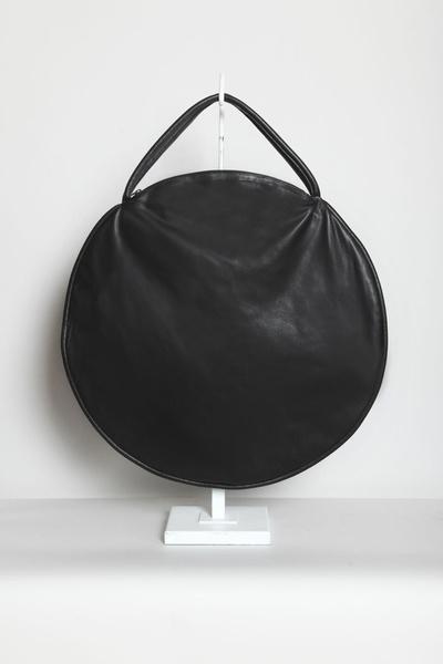 // jasmin shokrian: Black Bags, Fashion Shoes, Bags Leather, Dots Bags, Jasmine Shokrian, Round Bags, Compass Bags, Leather Bags, Shokrian Compass