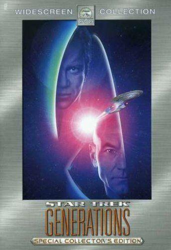 Star Trek - Generations (Two-Disc Special Collectors Edition) @ niftywarehouse.com #NiftyWarehouse #StarTrek #Trekkie #Geek #Nerd #Products