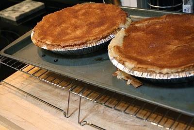 Hoosier Sugar Cream Pie | Recipes | Pinterest