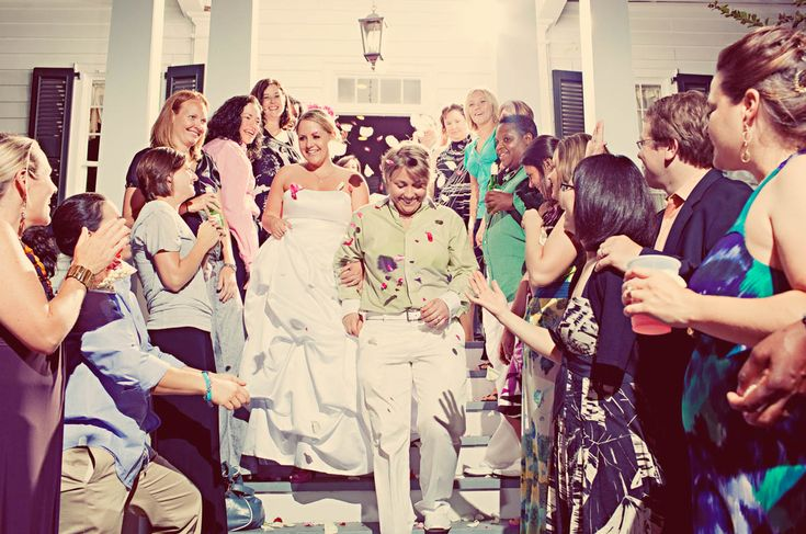 Kirsten and Maria Palladino, founders of Equally Wed, Atlanta lesbian wedding | Photo by Our Labor of Love  filed under lesbian wedding, gay wedding, LGBT, LGBTQ, butch, femme, Atlanta, Georgia