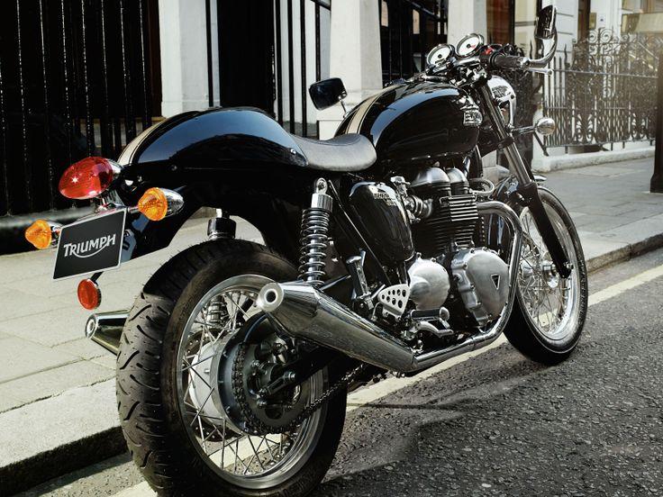 52 best triumph thruxton images on pinterest | triumph motorcycles