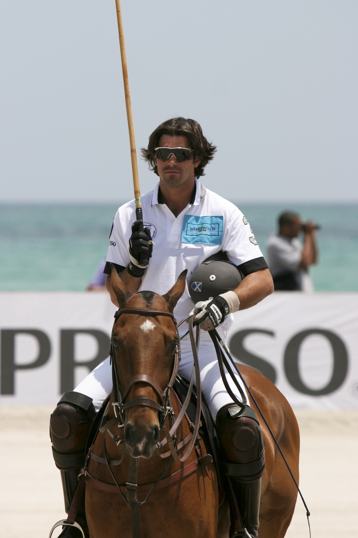 Nacho Figueras, Miami beach Polo (Miami Beach, Florida)
