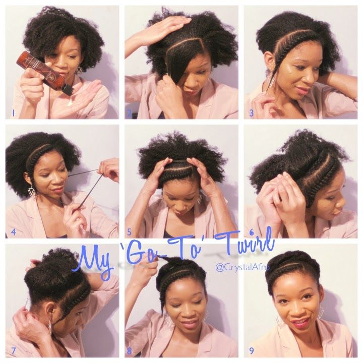 My Go To Twirl Hair Tutorial The United Kinkdom Hairstyles To