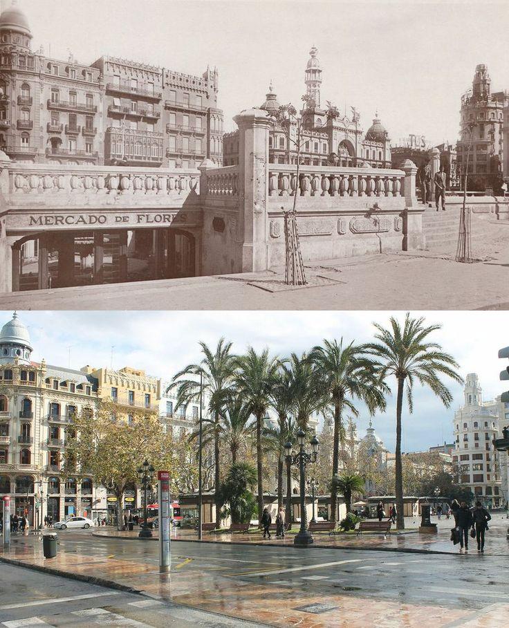 Oficina de espacios perdidos: los 8 lugares de Valencia (entre otros) que más echamos de menos