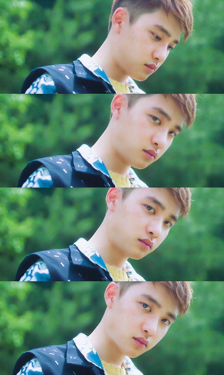 EXO D.O Imagine how he looks at you? I'm gonna MELT!