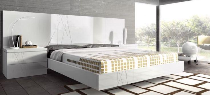 Este #otoño, ilumina tu #dormitorio con muebles y complementos de #decoración en tonos claros.   ¿Qué te parece? :)