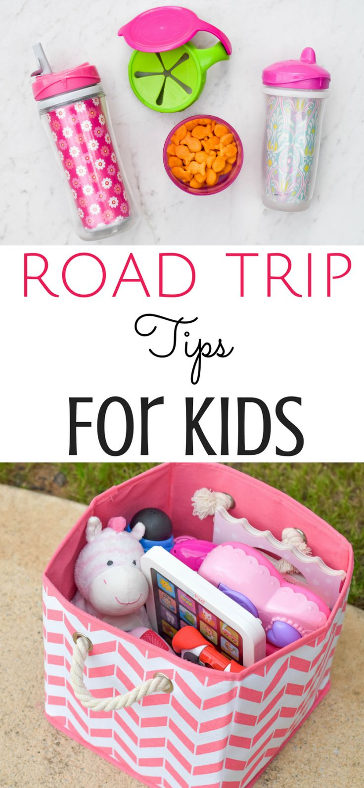 Road Trip | Travel | Kids | Children | Toddlers | Summer Trip | Vacation | Playtex Baby | Snacks | Sippy Cups | Cups | Drinkware | Snack Cups | Road Trip Essentials | Road Trip Tips | Family Vacations | Preschoolers | Toys | Books | Potty Training | Naps