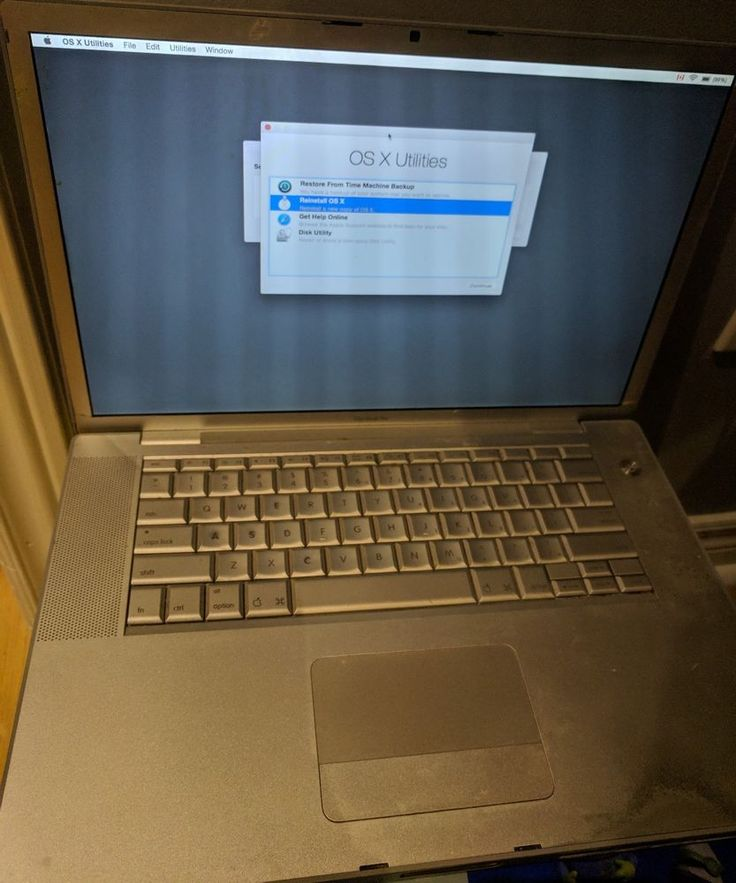 "Apple MacBook Pro 15"" 2.2GHz Intel Core 2 Duo 6GB 250GB Mid/Late 2007 Santa Rosa #Apple"