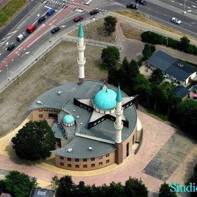 mosque in holland