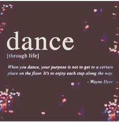 My definition of dance  ❤️