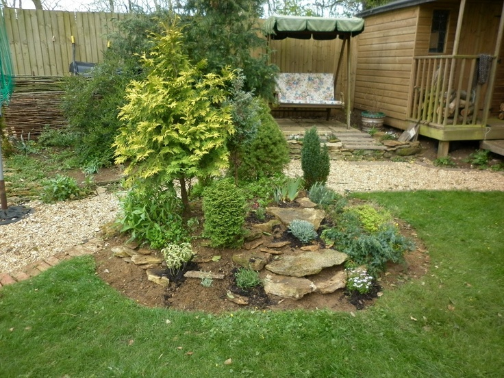 Best Rockeries And Steps Images On Pinterest Garden Ideas