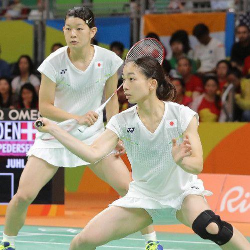 【バドミントン】タカマツペア、日本勢初、悲願の金メダル!…女子ダブルス #リオ五輪 #バドミントン