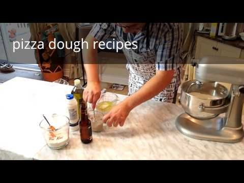 Pizza dough recipes, See for yourself, it works!