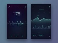 Heart Rate Concept