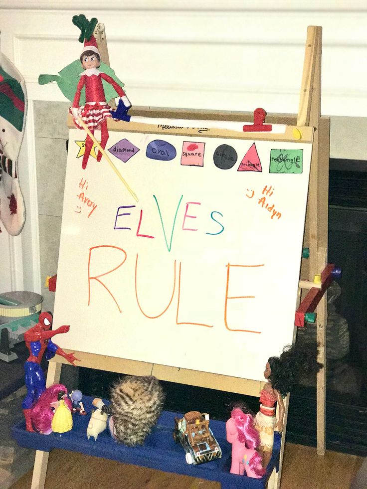 """Pin by Farah Levy Parker on Our Elf """"Snowflake"""" Elf on"""