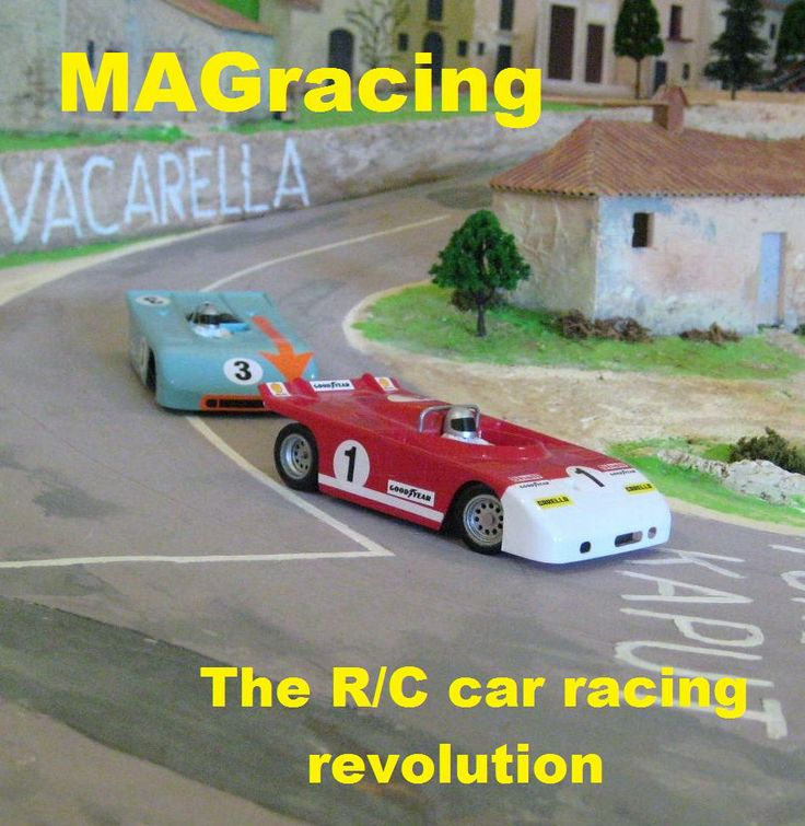 Magracing is a new system of small scale model car racing offering the most realistic and skillful racing ever.  See www.magracing.co.uk