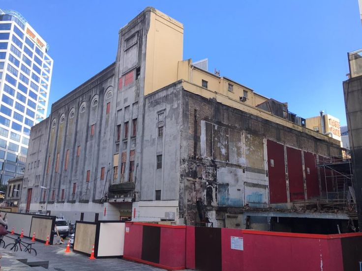 St. James Theatre, Auckland May 2015