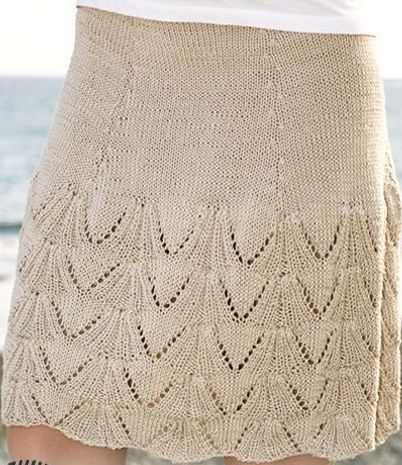 17 Best images about 2B - knit skirts on Pinterest Gored skirt, Knitting pa...