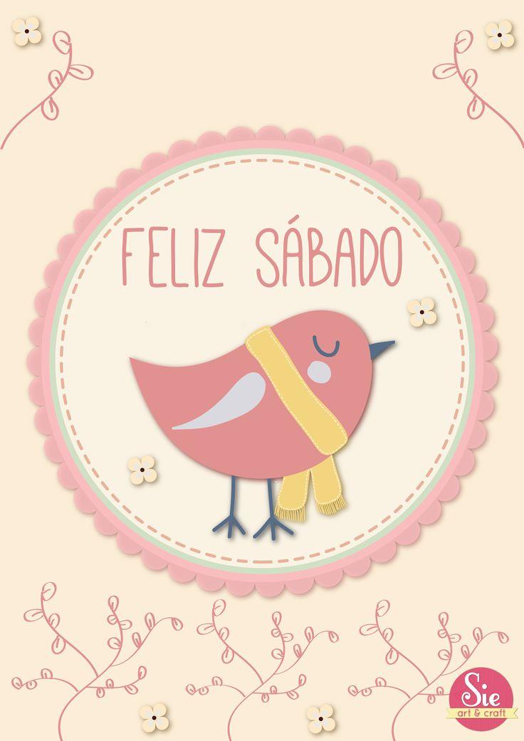 Feliz sábado ♥