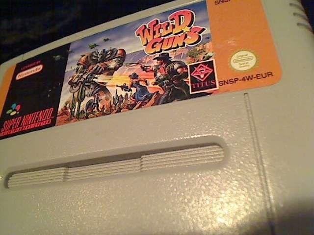 Games Super Nintendo