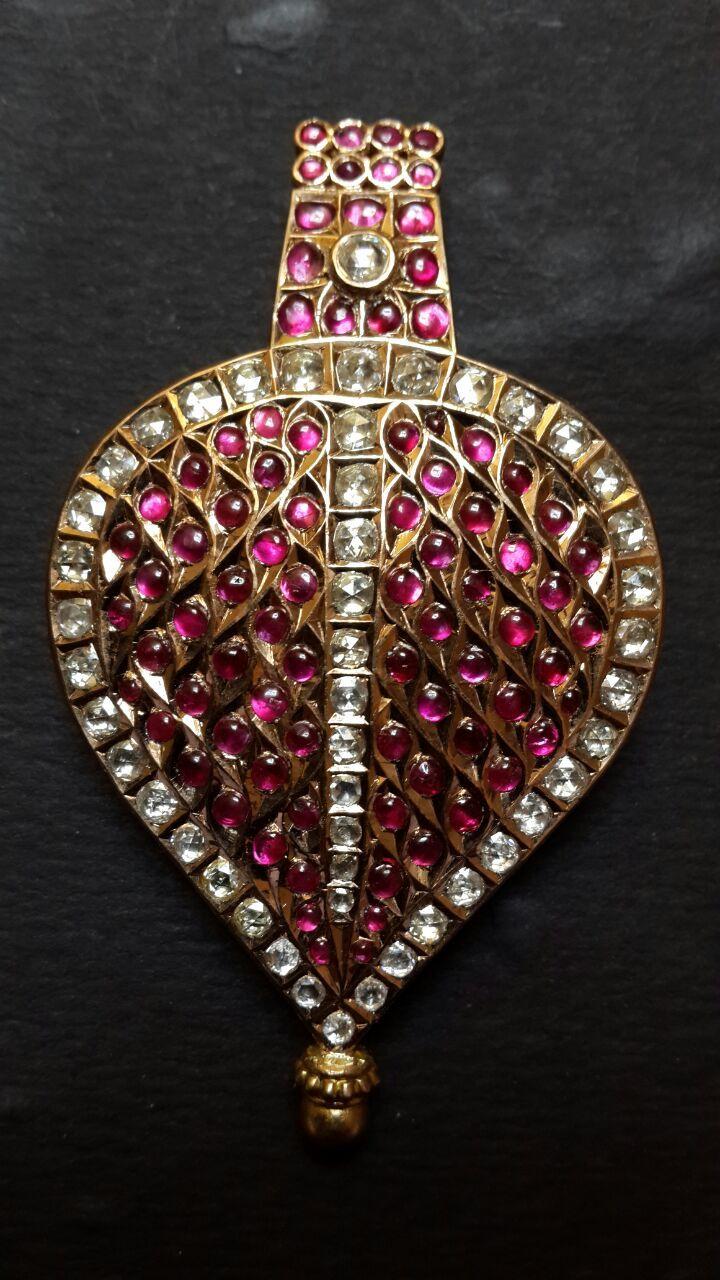 antique pendant