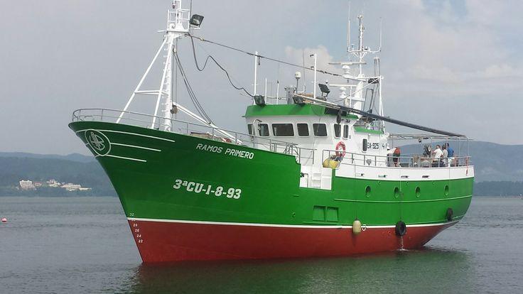 Sistema Completo de Pintado Naval Proa