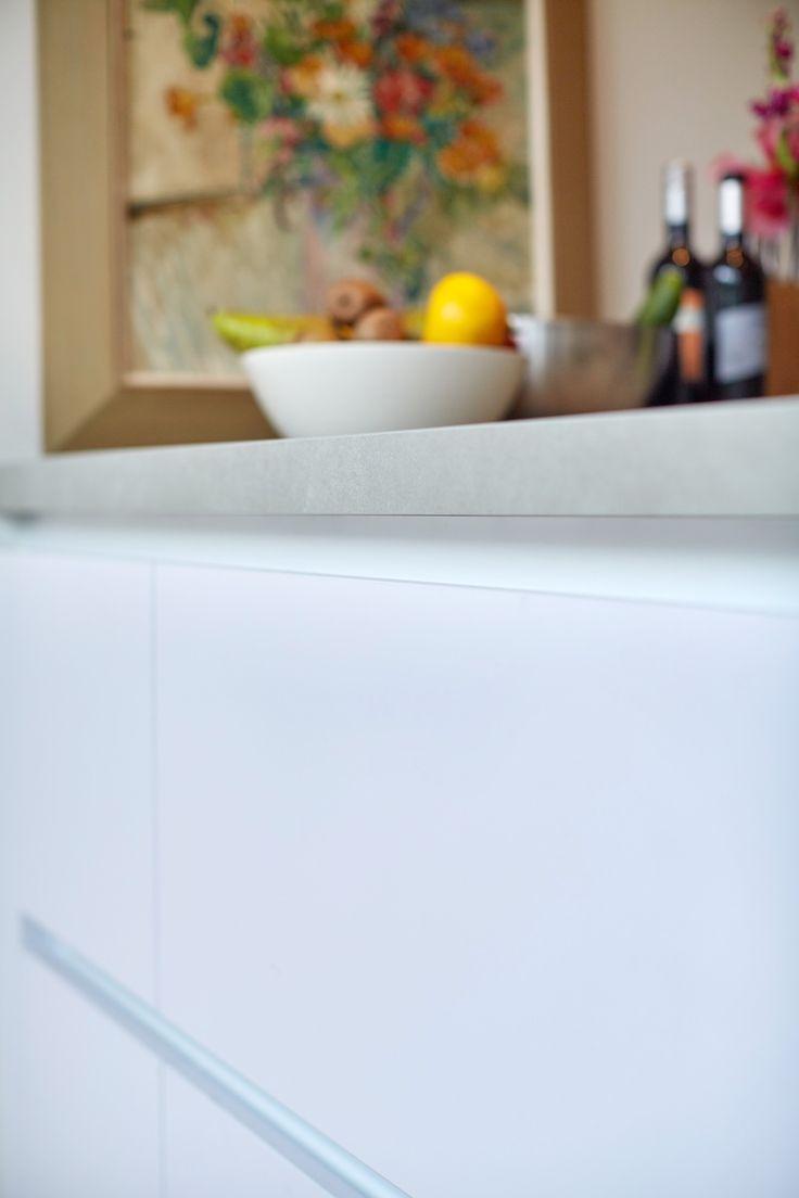 Fantastisch Amazing Chic Einbauküche Ohne Kühlschrank Bilder ...