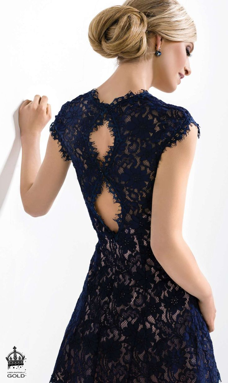 Linea Raffaelli dress 171-501-02, set 409, resort collection 2018