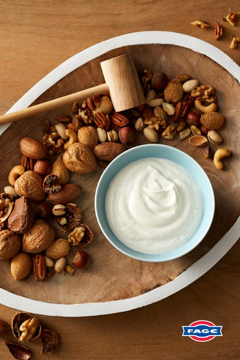 Fuel your holiday shopping this season with a simple, protein-rich snack including FAGE Total Greek yogurt.