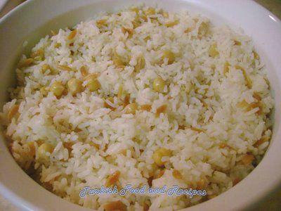 Chicken And Chickpea Pilaf Recipe — Dishmaps