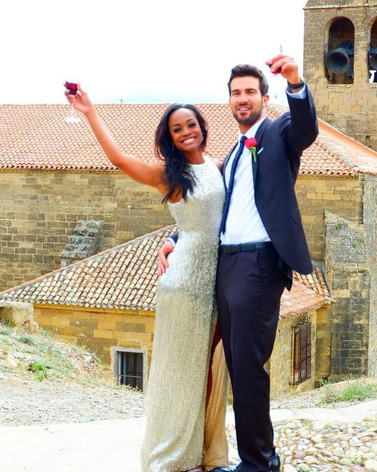 Bachelorette Rachel: Rachel Lindsay: 'The Bachelorette' Engagement To Bryan