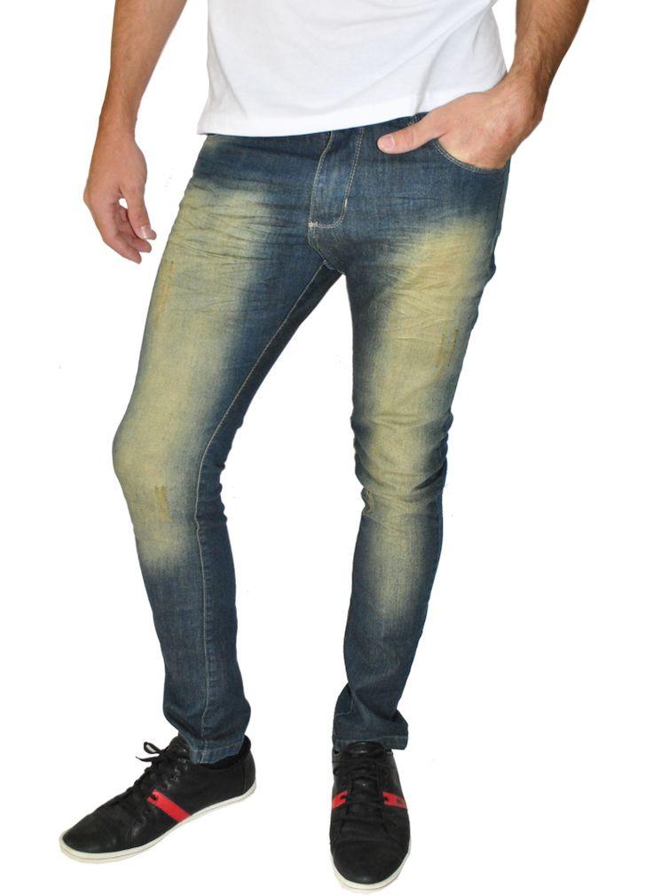 Jean Oxido CD Terra New Jean Chupin hombre Modelo 2014 Hasta 12 cuotas sin interés [] - AR$559,00 : CHAKNA, Tu portal de compras online