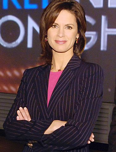 Elizabeth Vargas is an American television journalist who is anchor of ABC's television newsmagazine 20/20 and ABC News Specials. She was previously an anchor of World News Tonight.
