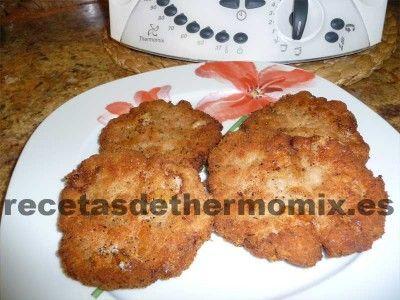 Recetas de filetes rusos con Thermomix
