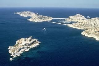 Les îles du Frioul  Îles Marseillaises