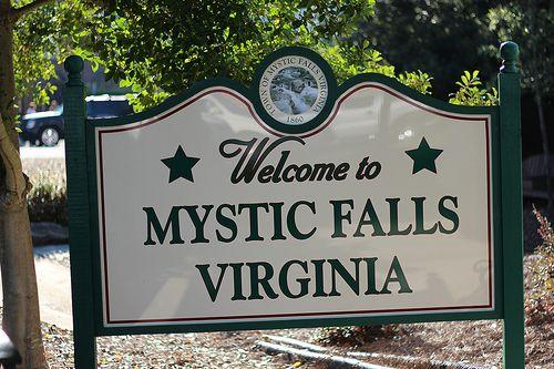 "Covington/Georgia, USA alias Mystic Falls/Virginia (known from ""The Vampire Diaries"")"