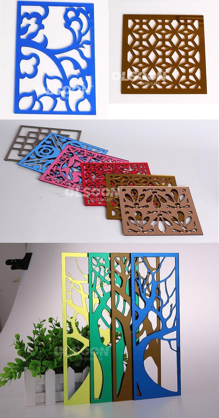 Wall Acrylic Mirror Sheet