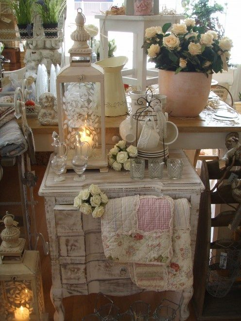 Romantic Homes Decorating: 1411 Best Images About Shabby Chic Romantic Cottage French